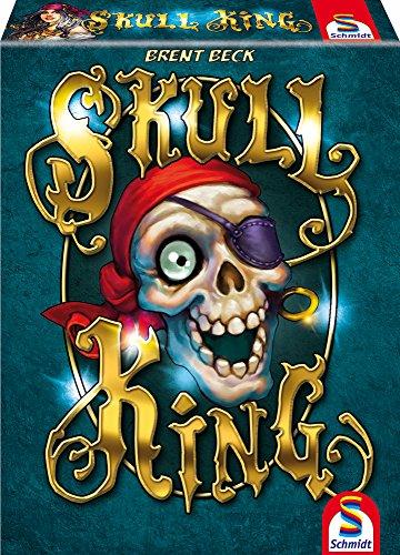 Schmidt - Skull King Gioco di Carte