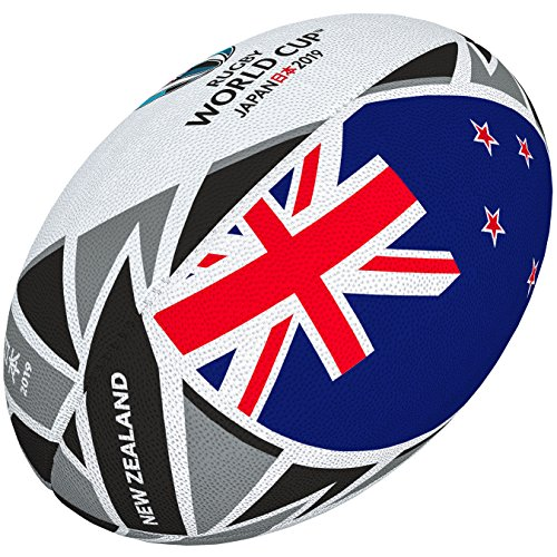 Gilbert Rugby World Cup 2019 Flag Ball - New Zealand
