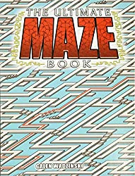 Image: The Ultimate Maze Book (Dover Children's Activity Books) | Paperback: 48 pages | by Galen Wadzinski (Author). Publisher: Dover Publications (September 1, 2005)