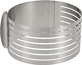 Harmony 2724623300733 Adjustable Cake Leveler - 1 Pieces,Silver