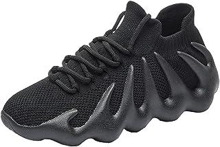 Mens Walking Sneakers Unisex Road Running Shoes Womens...