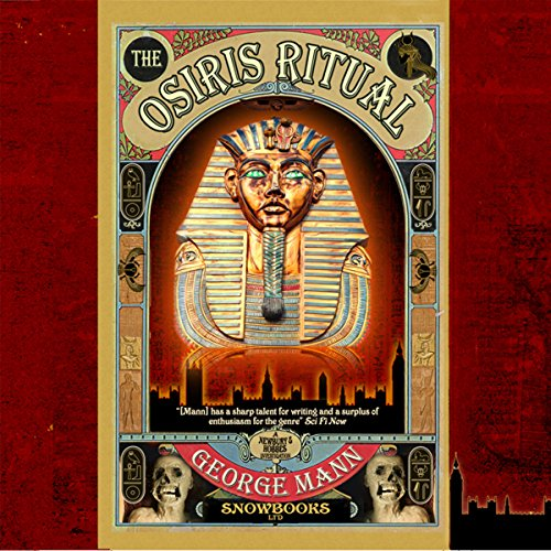 The Osiris Ritual audiobook cover art