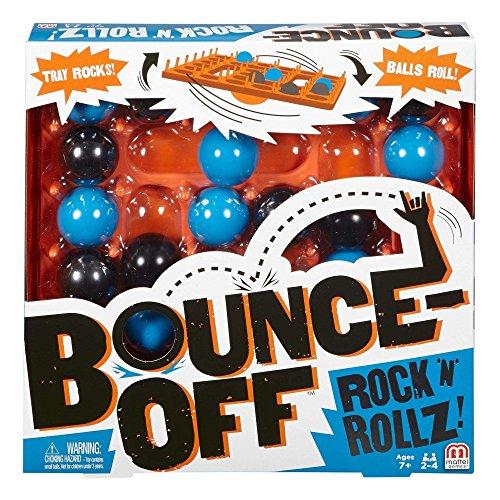 Bounce-Off DNG25 Rock N Rollz - Juego de Mesa con Bolsa