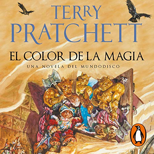 El Color de la Magia [The Color of Magic] Titelbild