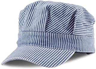 MC Classic Train Engineer Conductor's Adjustable Cap - Child To Adult