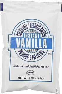 Chef's Companion Sugar Free Instant Vanilla Pudding Mix - 5 Oz