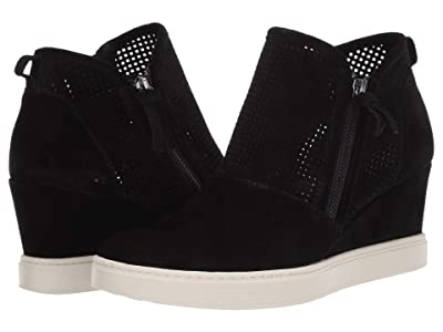 Sofft Bellview (Black Cow Suede) Women