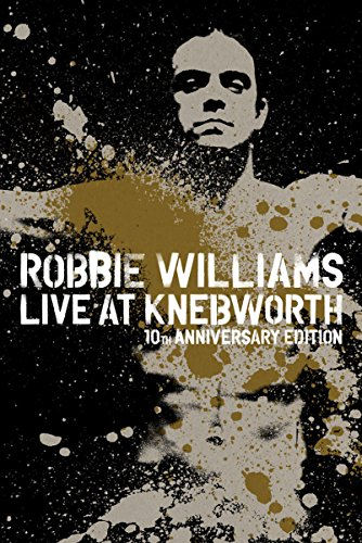 Robbie Williams: Live at Knebworth (10th Anniversary Deluxe Edition) (2DVD + Blu-ray + 2CD + Buch) [Blu-ray] [Deluxe Edition]