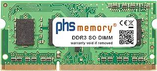 PHS-memory 4GB RAM módulo para ASUS N3150I-C DDR3 SO DIMM 1600MHz