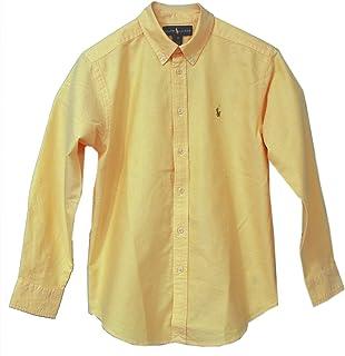 Ralph Lauren(ラルフローレン) ボーイズ,#323552481,482,長袖 オックスフォ-ドシャツ [並行輸入品]