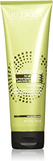 Redken Curvaceous Memory Complex Curl Refiner Cream for Curly Hair, 250 ml