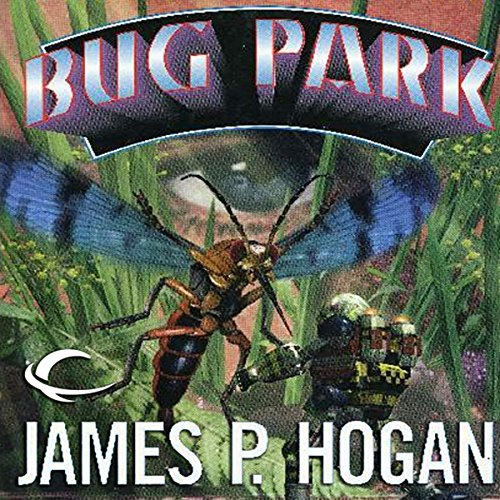 Bug Park audiobook cover art