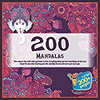 200 Mandalas There comes a time in life when you'll have to leave everything behind and start something new but never forget the ones who stood by your side, especially the ones who never gave up on you.