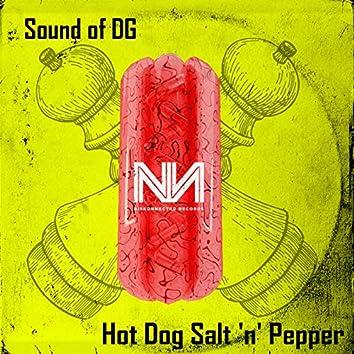 Hot Dog Salt 'n' Pepper