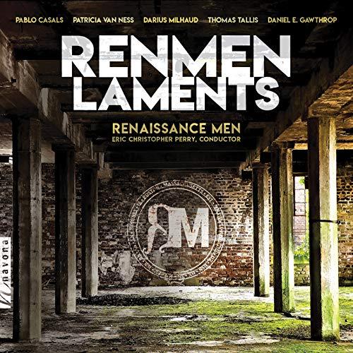 Gawthrop / Renaissance Men: Renmen Laments (Audio CD)