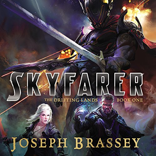 Skyfarer audiobook cover art