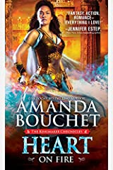Heart on Fire (The Kingmaker Chronicles Book 3) Kindle Edition