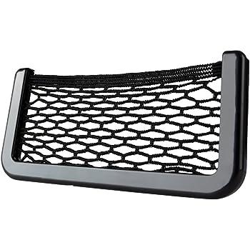 Universal Car Seat Side Back Net Storage Bag Phone Holder Pocket Organizer Tool