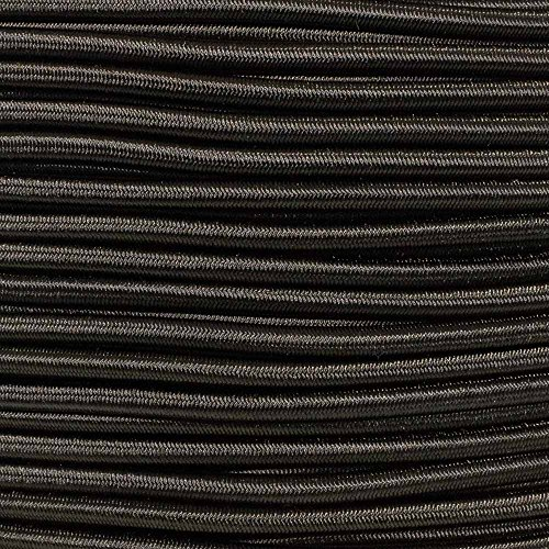 "PARACORD PLANET 3/16"" Elastic Bungee Nylon Shock Cord USA Made"