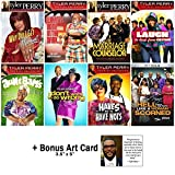 Tyler Perry: The Ultimate 8 Play DVD Collection + Bonus Art Card