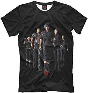 Final Fantasy XV Graphic, Men's Women's All Sizes For Everyone