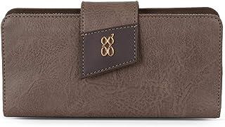Baggit Autumn-Winter 2020 Faux Leather Women's 2 Fold Wallet (Green) (Lwxe Togo)