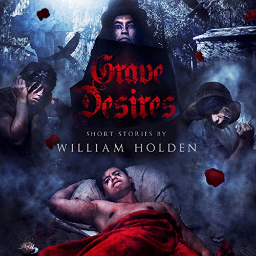 Grave Desires audiobook cover art