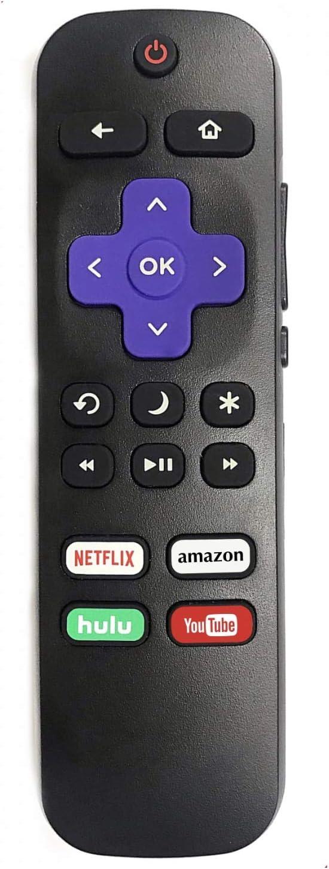Original Amaz247 ONN. Roku TV Remote ONLY!!! NOT for Other ROKU TV OR Other ROKU Devices (ONN. ROKU TV Models 3226000855 3226000858 100012584 100012585 100012586 100012587 100012589 100012590