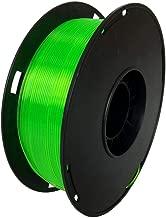 NOVAMAKER 3D Printer Filament - Green 1.75mm PETG Filament, PETG 1kg(2.2lbs), Dimensional Accuracy +/- 0.03mm