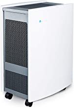 Blueair Classic 605 Air Purifier, True HEPA Performance by HEPASilent Filtration for Allergen, Dust, Mold Reduction, Asthma and COPD Relief, Large Room, Smart Home ALEXA compatible (Renewed)