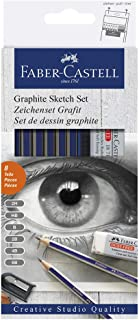 faber castell goldfaber graphite sketch set