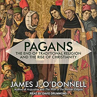 Pagans audiobook cover art