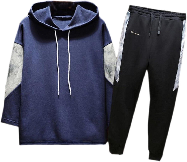 c1daeb22c0f95 RGCA Hood Sweatshirt+Pants Drawstring Letter Printed Men's Sets 2 ...