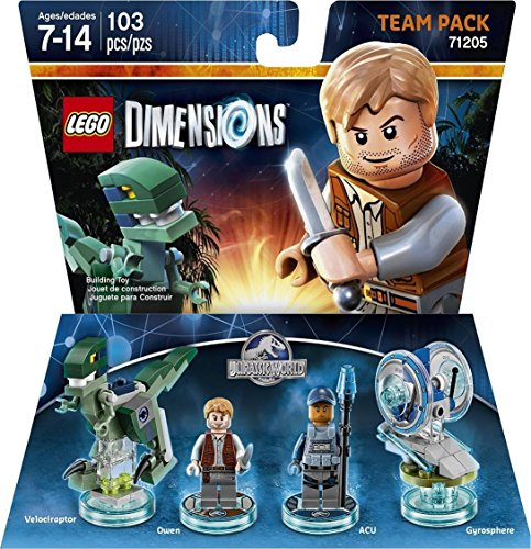 Jurassic World Team Pack - LEGO Dimensions