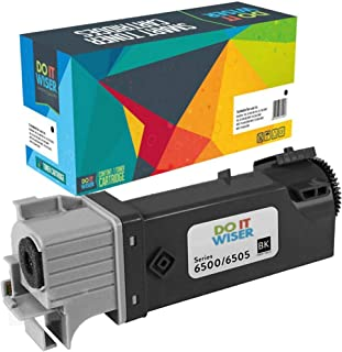 Do it Wiser Compatible Toner Cartridge Replacement for Xerox Phaser 6500 Xerox Workcentre 6505   106r01597 (Black)