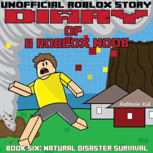 Couverture de Diary of a Roblox Noob: Natural Disaster Survival