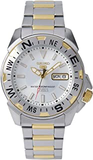 SEIKO 5 Automatic Mens Watch SNZF08J1 Silver