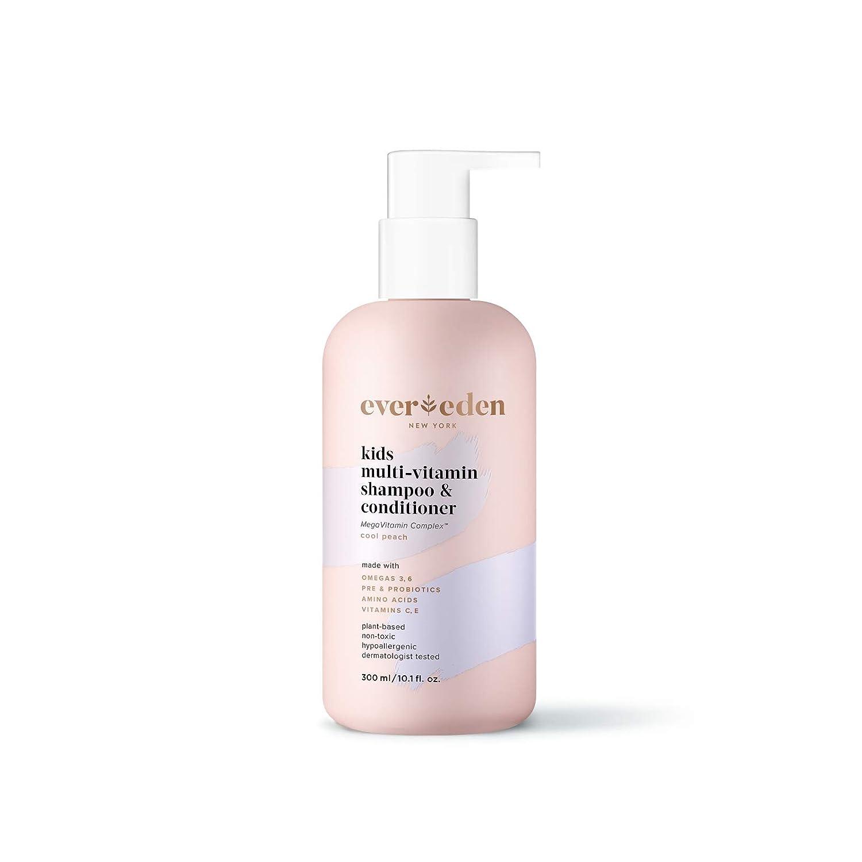 Evereden Kids Max 44% OFF Shampoo and Conditioner 2 Cool Dallas Mall 10.1 Peach 1: in f