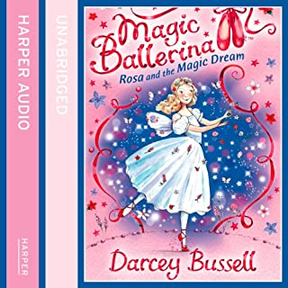 Magic Ballerina (11) - Rosa and the Magic Dream cover art