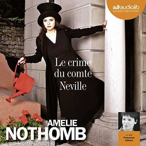 Le crime du comte Neville audiobook cover art