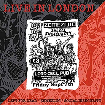 Live in London (Live)