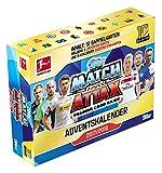 Topps Match Attax Adventskalender Bundesliga Saison 2017-2018