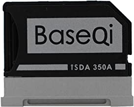 BASEQI Aluminum MicroSD Adapter for Microsoft Surface Book & Surface Book 2 13.5
