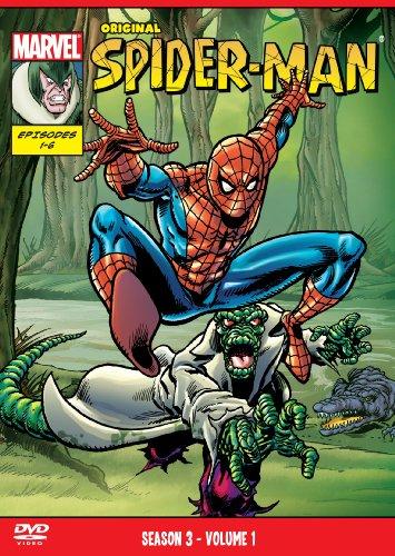 Spider-Man - The Original Animated Series 3 - Vol.1 [UK Import]
