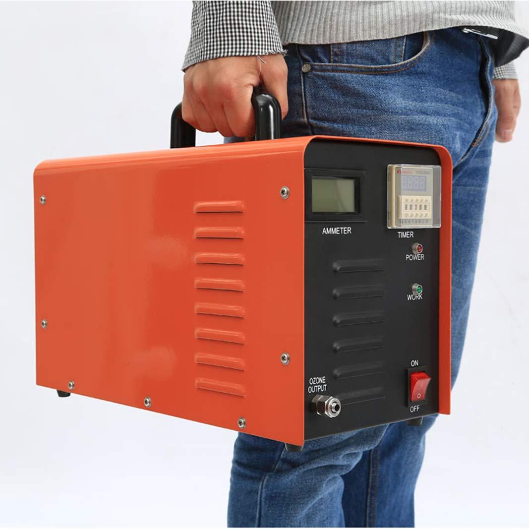 Agua y purificador de aire Comercial Generador de Ozono 10.000mg/h ...
