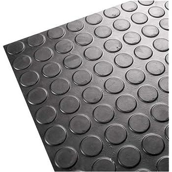 Alfombrilla de Goma Alfombra de Goma Antideslizante alfombras de Goma por Metro para la Industria en Varios Modelos y tama/ños dise/ño de Burbujas Olivo Tappeti Suelo de Goma Aislante