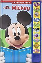 Disney Junior Mickey: I'm Ready to Read: Mickey