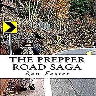 The Prepper Road Saga cover art