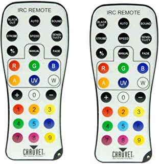 Best chauvet infrared remote control 6 Reviews