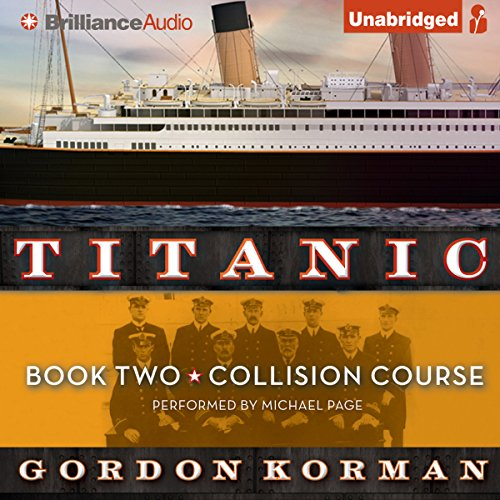 Collision Course audiobook cover art